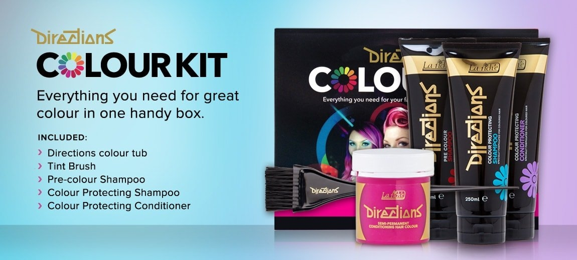 Hair Colour Kits