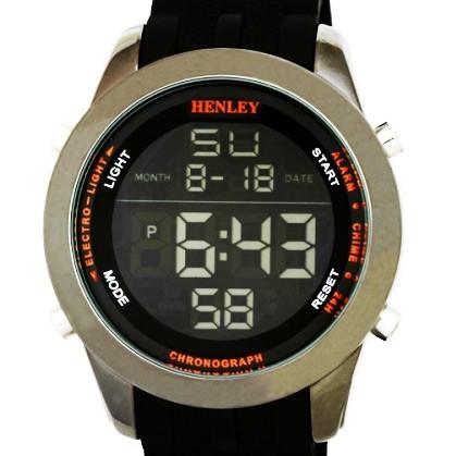 Henley Gents Digital Sports Watch