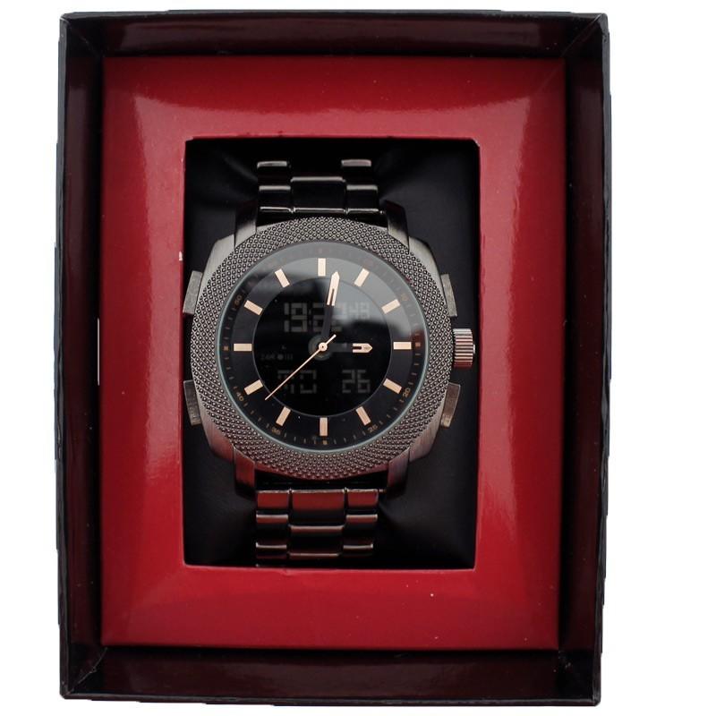 NY London Mens Wrist Metal Watch - Rose
