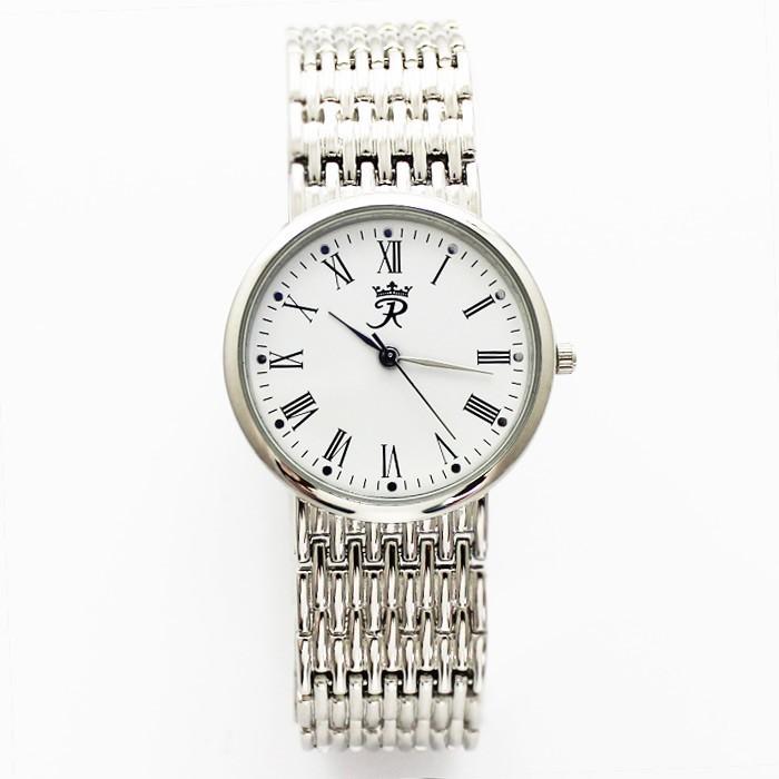 Reflex Gents Bracelet Watch - Silver
