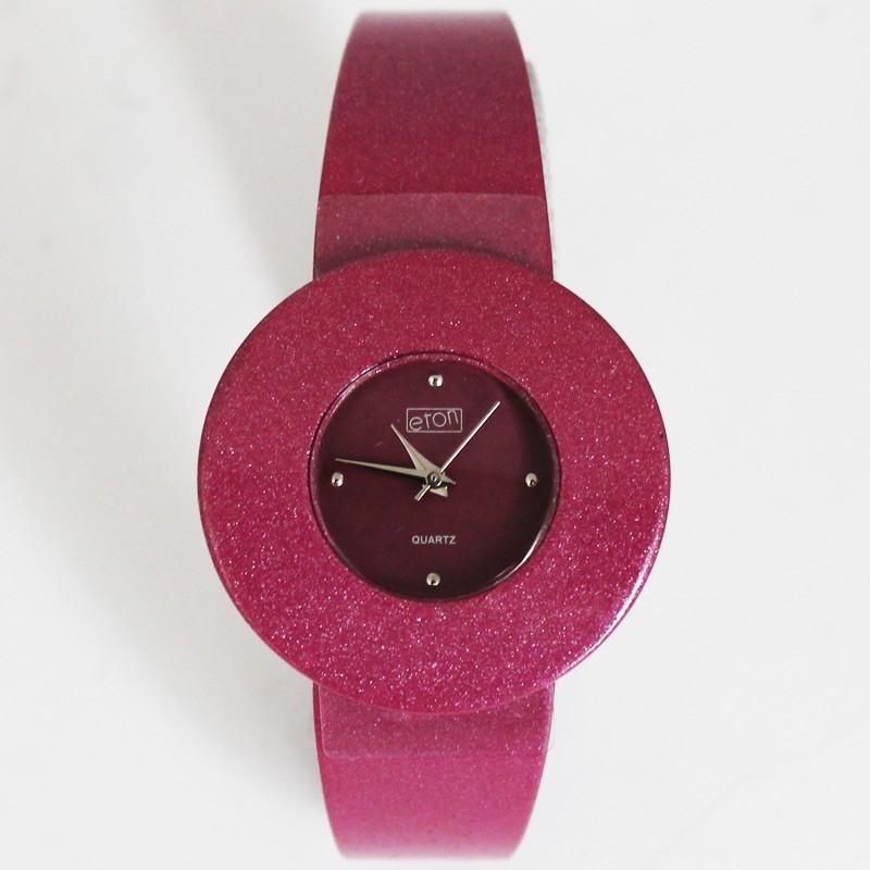 Eton Ladies Metal Bracelet Watch - Pink