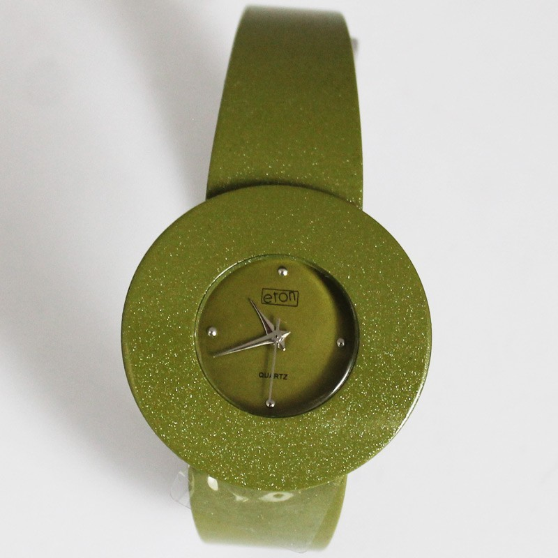 Eton Ladies Metal Bracelet Watch - Olive