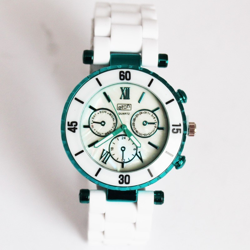 Eton Ladies Expander Watch - White