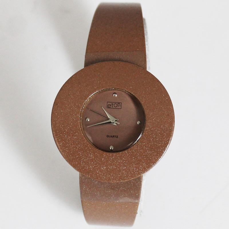 Eton Ladies Metal Bracelet Watch - Taupe