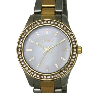 Henley Ladies' Fashion Watch - Two Tone