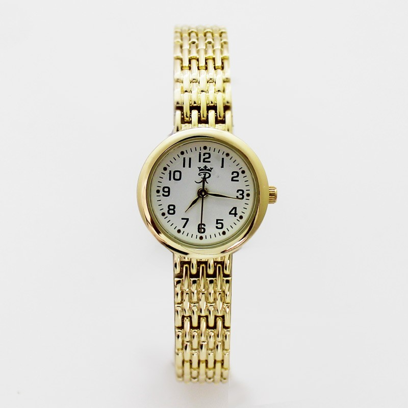Reflex Ladies Bracelet Watch Gold