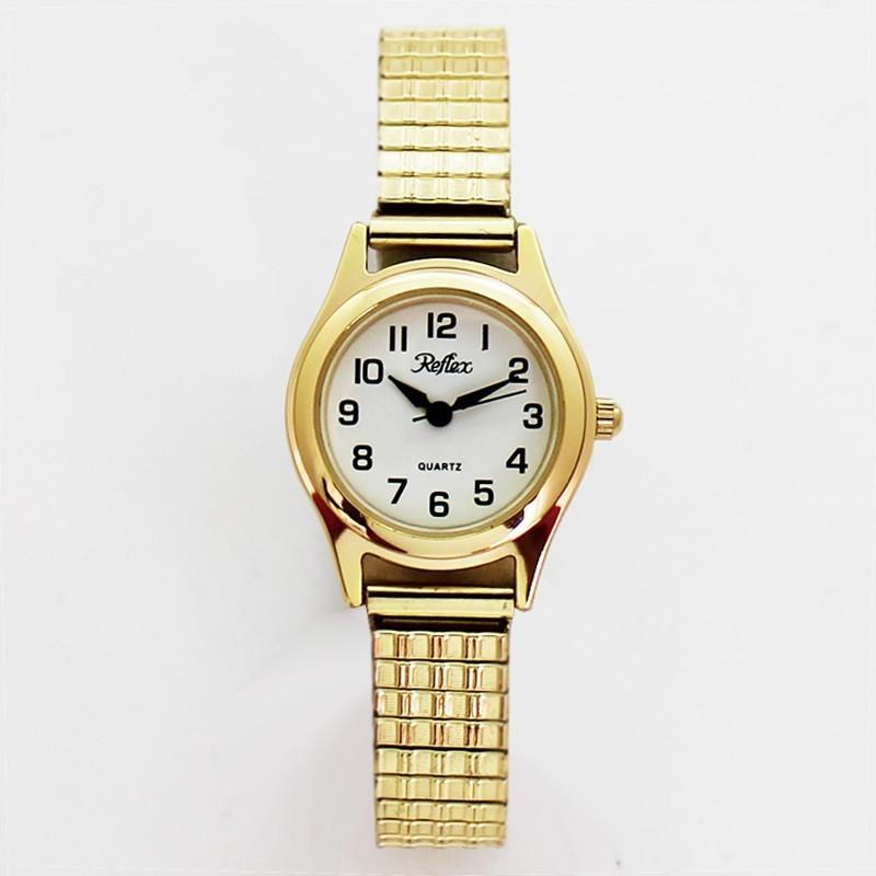 Reflex Ladies Classic Expander Watch - Gold