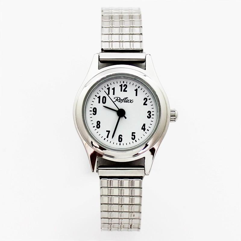 Reflex Ladies Expander Watch Silver