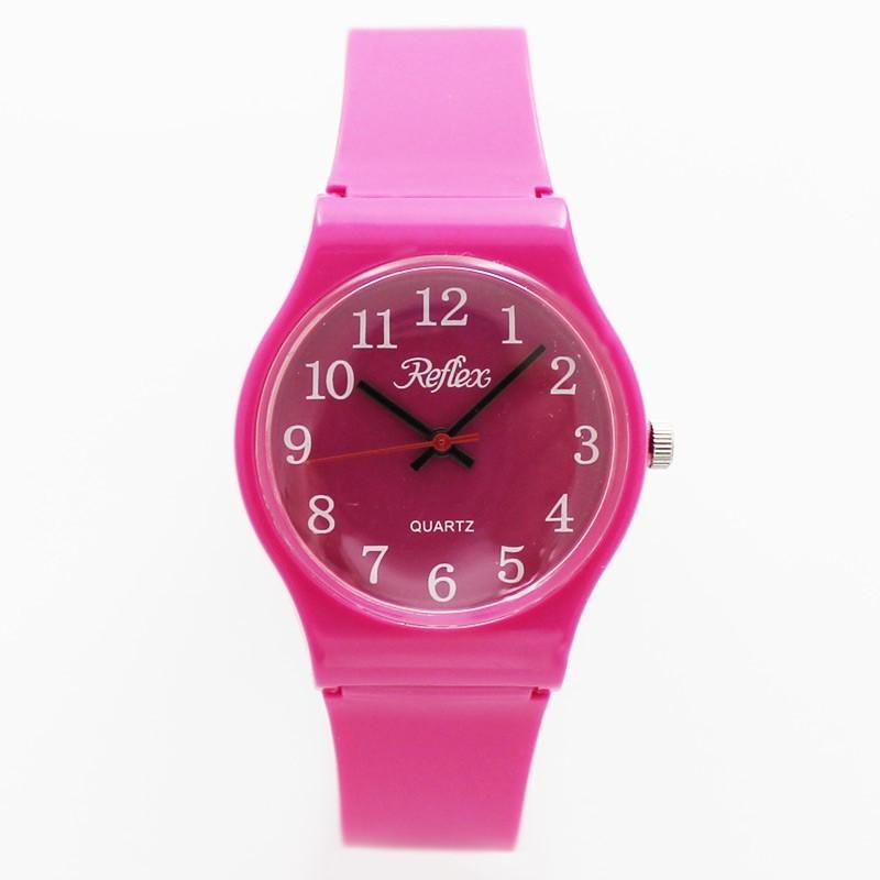 Reflex Classic Unisex Anti Allergy Watch Pink