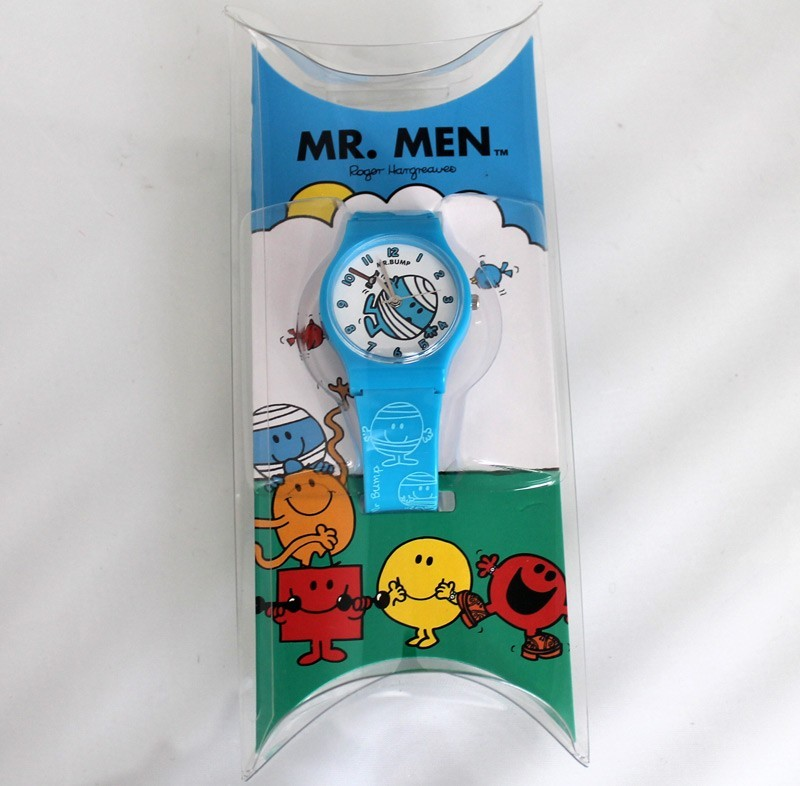 Mr Men Watch - Mr Bump