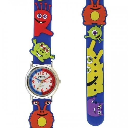 Ravel Childrens Alien Design Watch - Blue