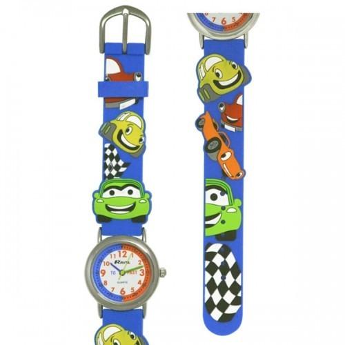 Ravel Childrens Car Design Watch - Blue
