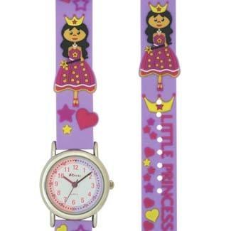 Ravel Childrens Little Princess Watch - Violet