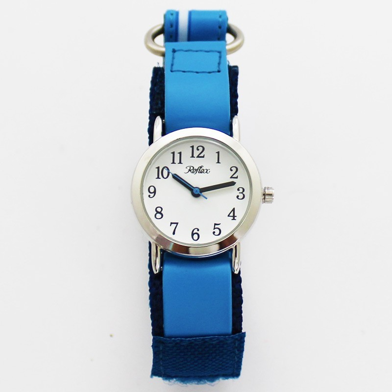 Reflex Kids Classic Style Watch - Blue