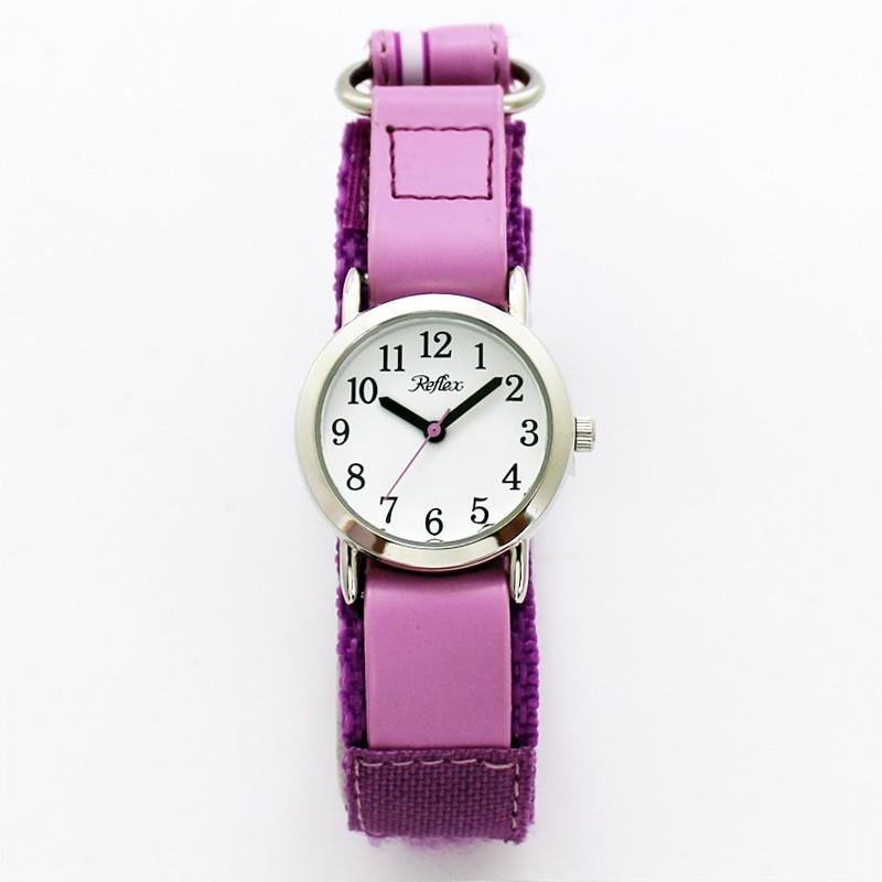 Reflex Kids Classic Style Watch - Purple