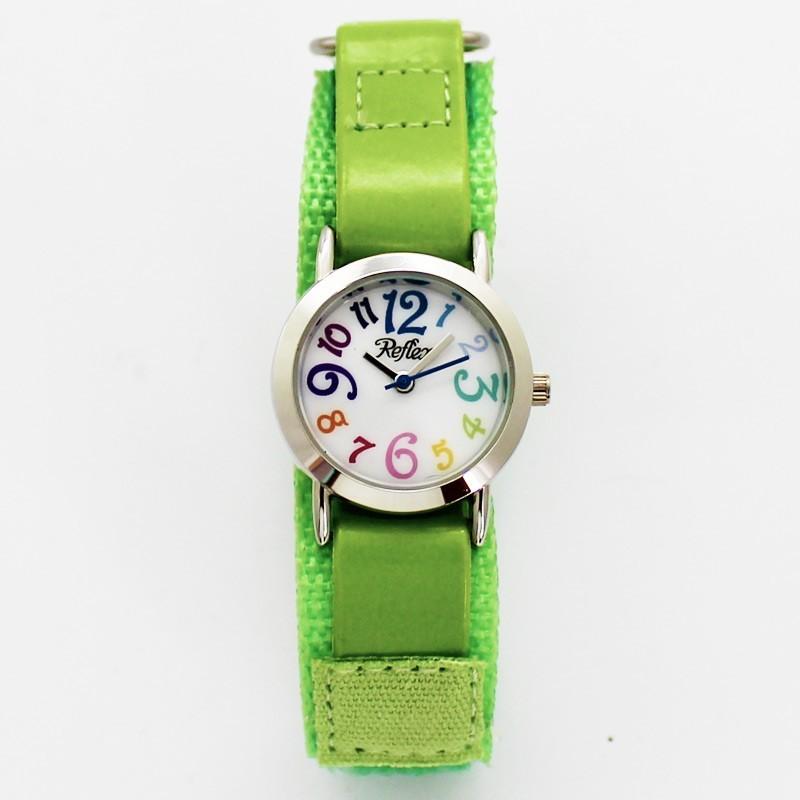 Reflex Kids Funky Colourful Watch - Green