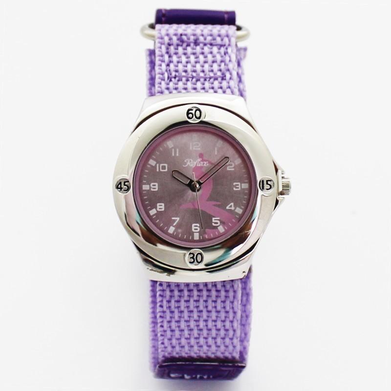 Reflex Kids Surfer Design Watch - Purple