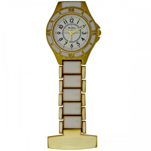 Henley Fashion Fob Watch - Gold