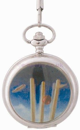 Reflex Pocket Watch Cricket