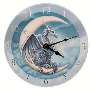 Picture Clock - Wish Dragon