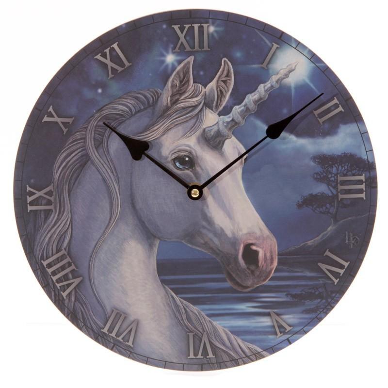 Unicorn Picture Clock
