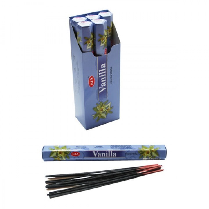 Sia Incense Sticks- Vanilla