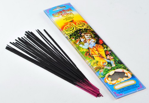 Spiritual Sky Incense Sticks - Orange Spice