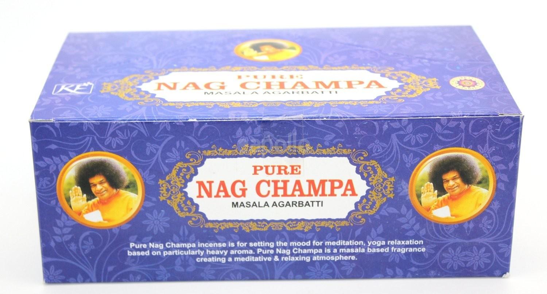 Pure Nag Champa Masala Agarbatti- Incesnse Sticks