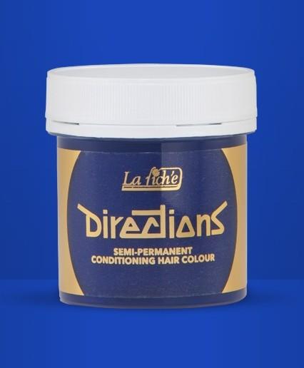 Atlantic Blue Directions Semi Perm Hair Dye By La Riche