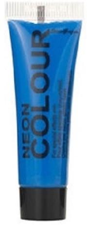 Stargazer Neon UV Reactive Face & Body Paint - Blue