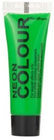 Stargazer Neon UV Reactive Face & Body Paint - Green