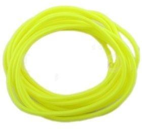 Gummy Bangles - Neon Yellow (12 Packs of 12)
