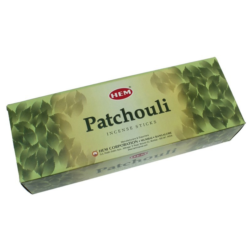 HEM Patchouli Incense Sticks