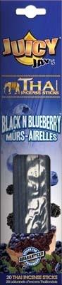 Juicy Jay's Thai Incense Sticks - Black n Blueberry
