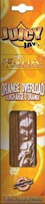 Juicy Jay's Thai Incense Sticks - Orange Overload