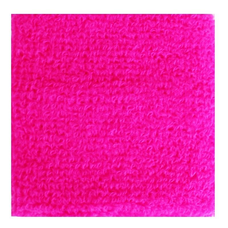 Neon Pink Design Sweatbands