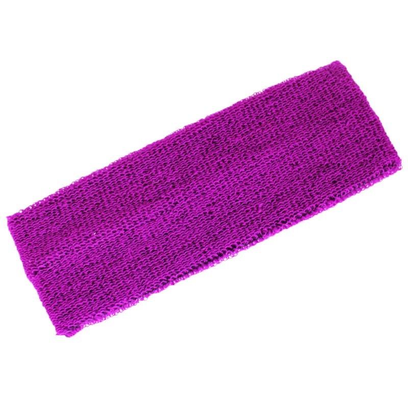 Purple Headbands Sweatbands