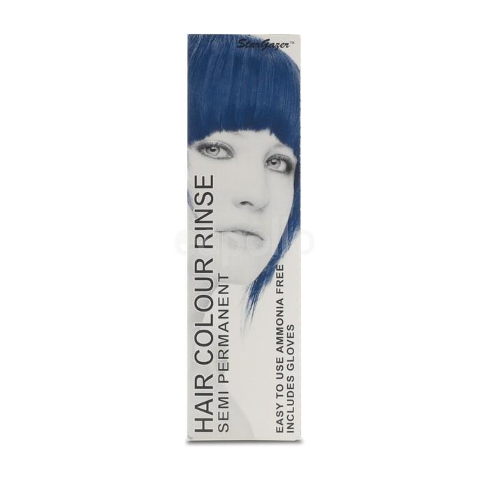 Stargazer Semi-Permanent Hair Dye Colour - Blue Black