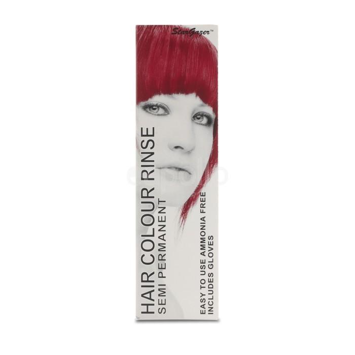 Stargazer Semi-Permanent Hair Dye Colour - Rouge