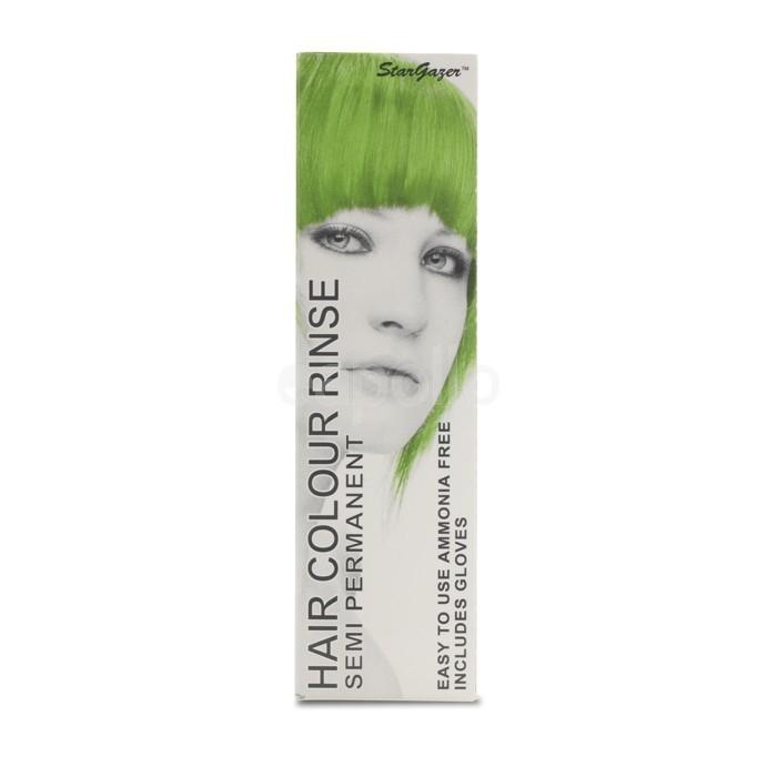 Stargazer Semi-Permanent UV Hair Dye Colour - UV Green