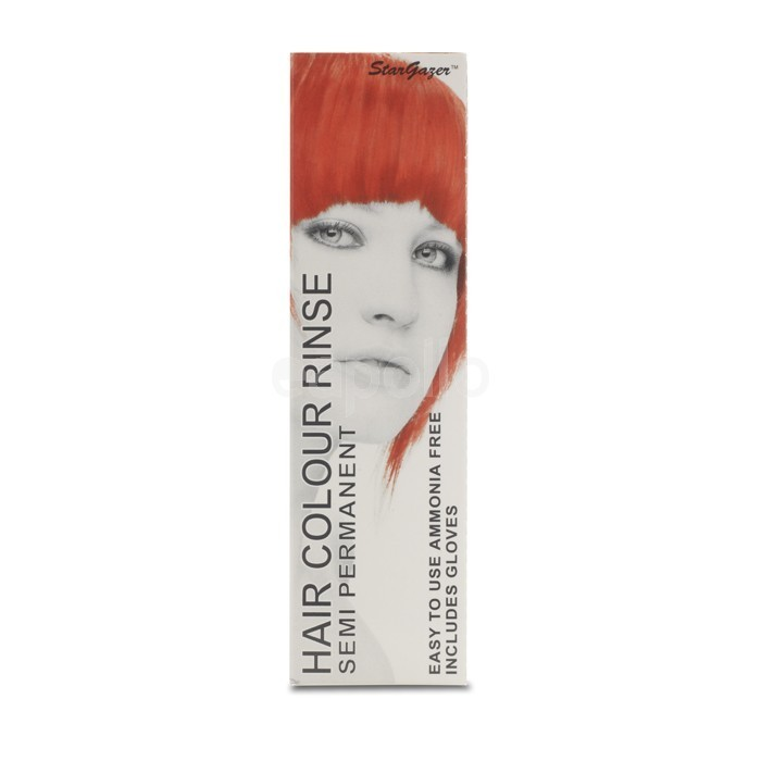Stargazer Semi-Permanent UV Hair Dye Colour - UV Red