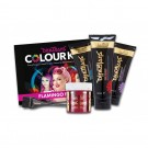 Flamingo Pink Directions Hair Colour Kit