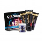 Lagoon Blue Directions Hair Colour Kit
