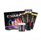 Violet Directions Hair Colour Kit