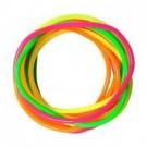 Gummy Bangles - Neon Assortment (12 Packs of 12)