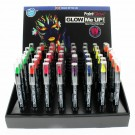 Paint Glow UV Neon Face Paint Liner Glow Me Up - Full Tray (48 Pcs)