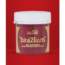 Pillarbox Red Directions Semi Perm Hair Dye By La Riche