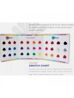 La Riche Directions Colour Chart