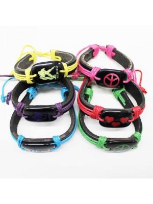 Fashion Friendship Bracelet Assorted Colours & Design