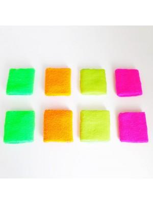Neon Sweatbands Assorted Colours